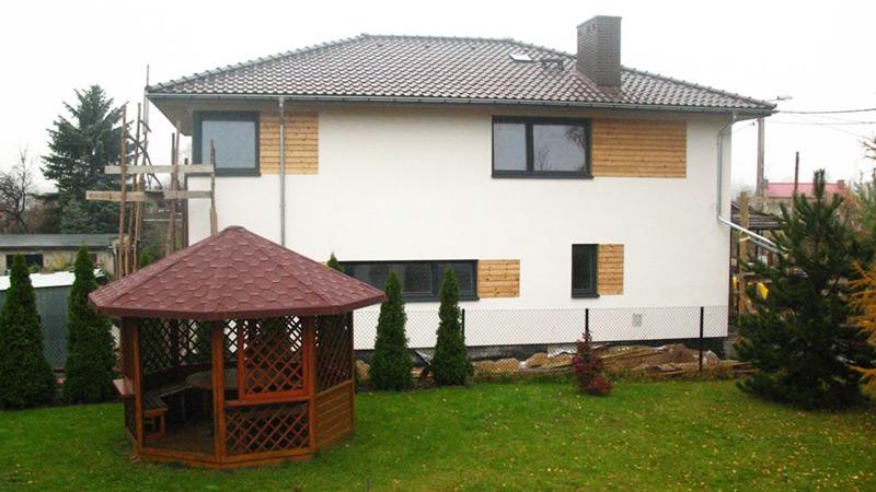 Dom jednorodzinny, Polesie