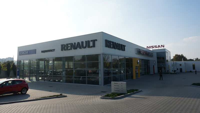 Renault Bytom