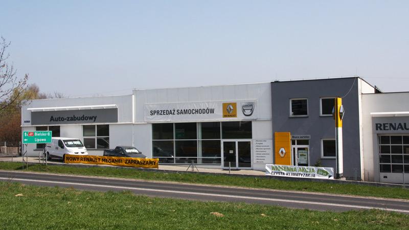 Renault Żywiec