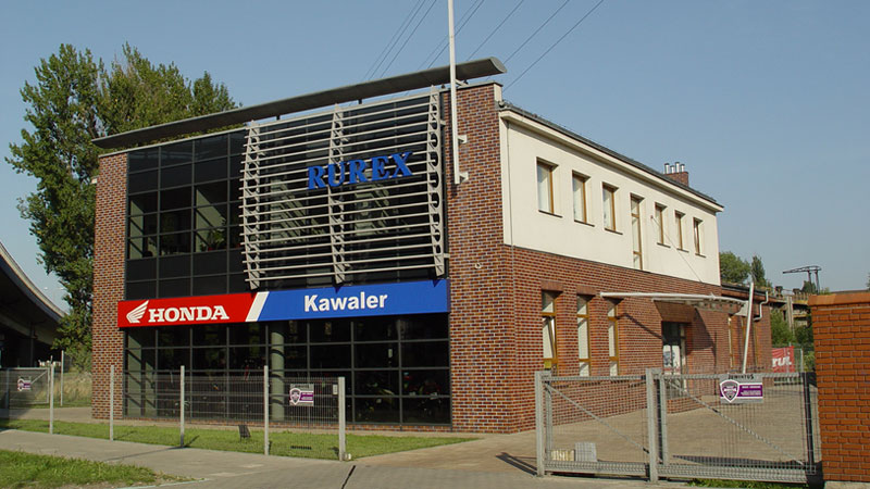 Biurowiec Katowice, 600m2