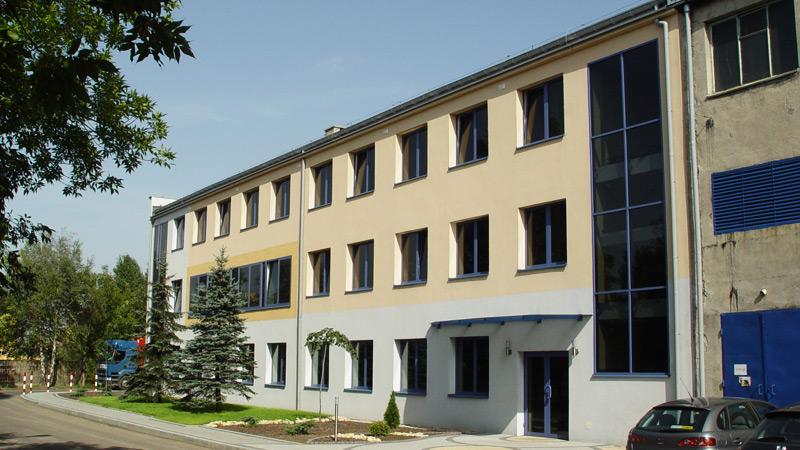 Biurowiec Group 4, Szopienice