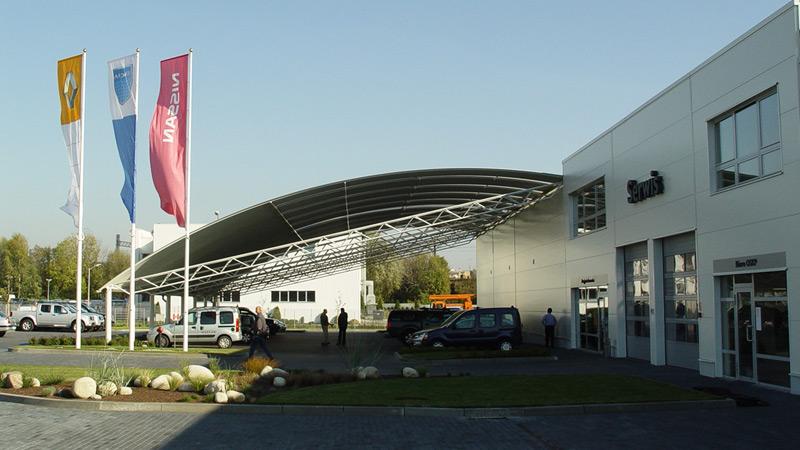 Salon Nissan-Renault, Zabrze