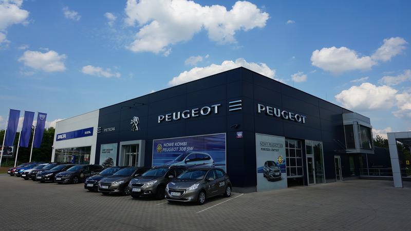 Peugeot Rozdzieńskiego