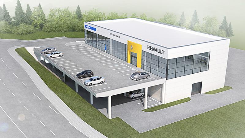 Renault Kalisz
