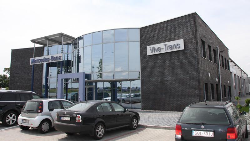 Viva Trans – Mercedes, Gliwice