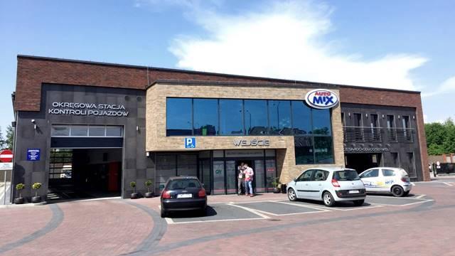 Okręgowa stacja kontroli pojazdów w Skrzyszowie