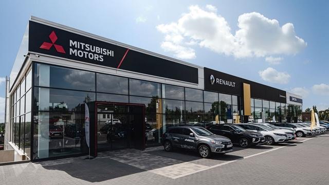 Salon samochodowy w Kaliszu
