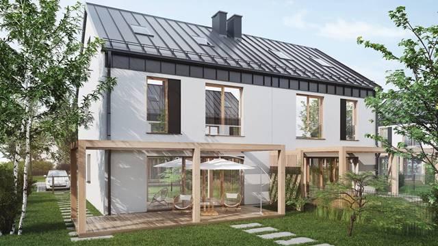 Osiedle domów jednorodzinnych w Katowicach – Zarzecze